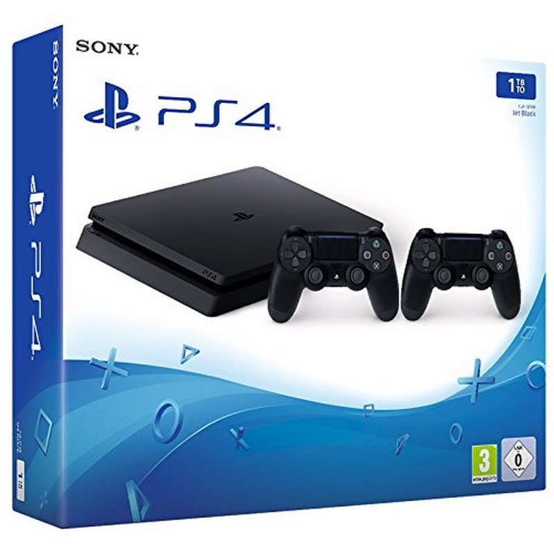 Sony PlayStation 4 + 2 Dual Shock 4