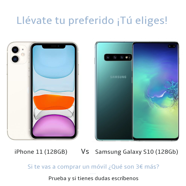 iPhone 11 Vs Samsung Galaxy S10